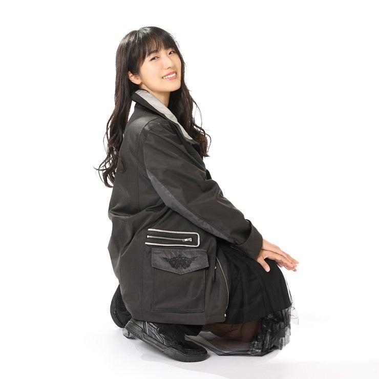 石川由依さんが着こなす SHOOTING FASHION PHOTOGRAPHY