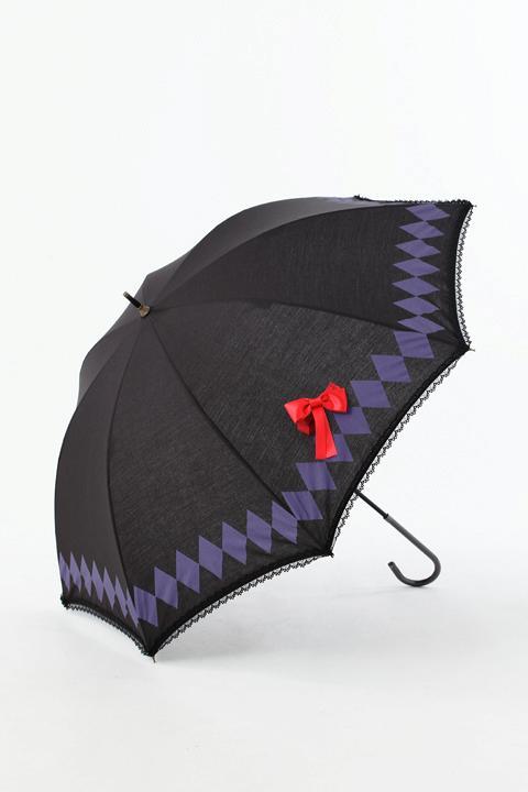 悪魔ほむらモデル晴雨兼用傘 傘 魔法少女まどか☆マギカ