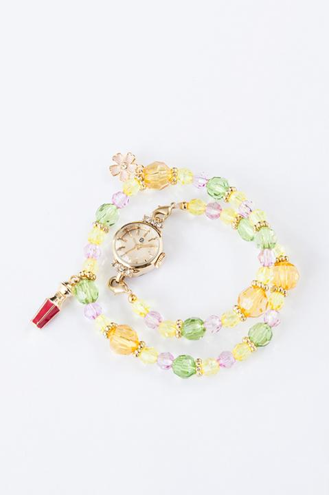 藤堂平助モデルリストウォッチ 腕時計 薄桜鬼