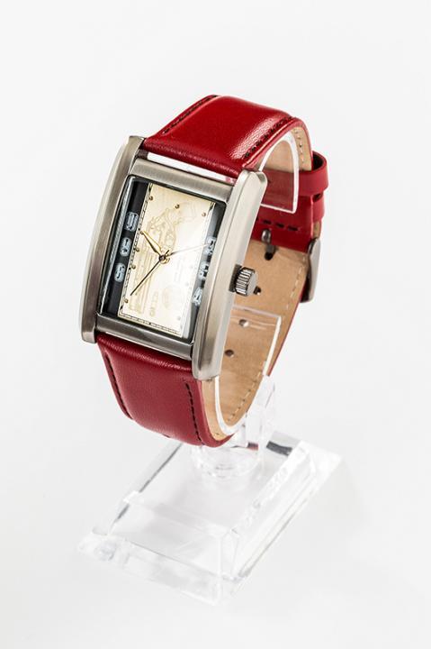 ヴァッシュ・ザ・スタンピード モデル リストウォッチ 腕時計 トライガン