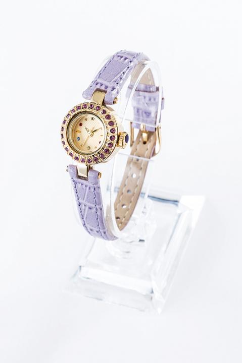 暁美ほむらモデルバングルウォッチ 腕時計 魔法少女まどか☆マギカ