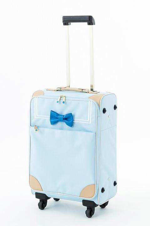 美少女戦士セーラームーン トローリーバッグ セーラーマーキュリーモデル キャリーバッグ