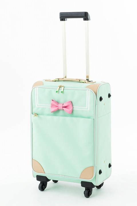 美少女戦士セーラームーン トローリーバッグ セーラージュピターモデル キャリーバッグ