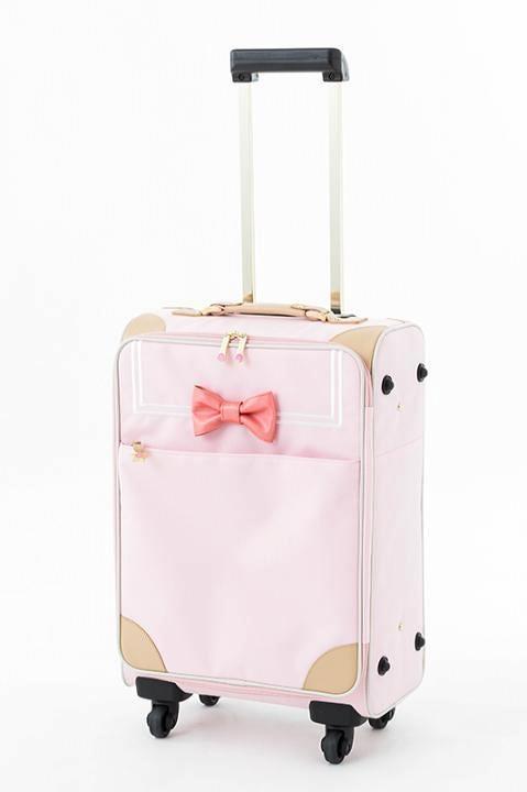 美少女戦士セーラームーン トローリーバッグ セーラーちびムーンモデル キャリーバッグ