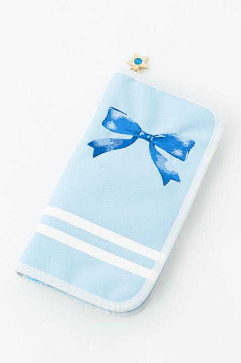 美少女戦士セーラームーン パスポートケース セーラーマーキュリーモデル ポーチ