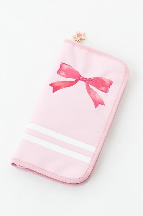 美少女戦士セーラームーン パスポートケース  セーラーちびムーンモデル ポーチ