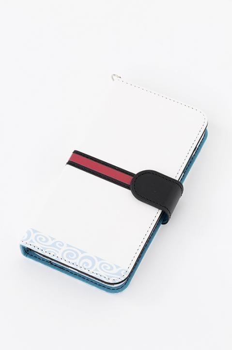 坂田銀時モデルスマートフォンケースiPhone6・6s用 スマホケース 銀魂