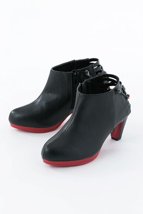 うちはイタチ モデル ブーティ 靴 NARUTO-ナルト- 疾風伝