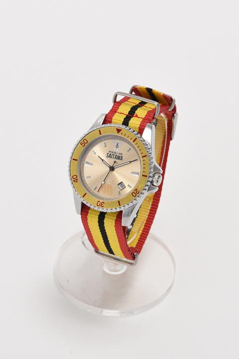 サイタマモデル リストウォッチ 腕時計 ワンパンマン