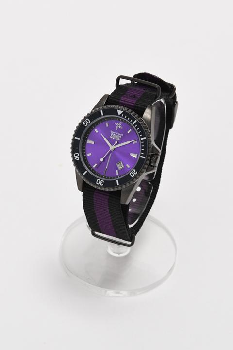 音速のソニックモデル リストウォッチ 腕時計 ワンパンマン