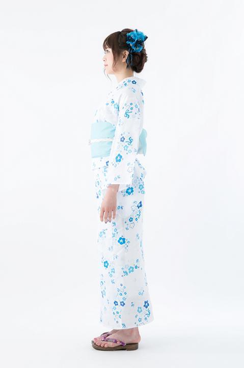 本間芽衣子(めんま)モデル 浴衣 あの日見た花の名前を僕達は ...