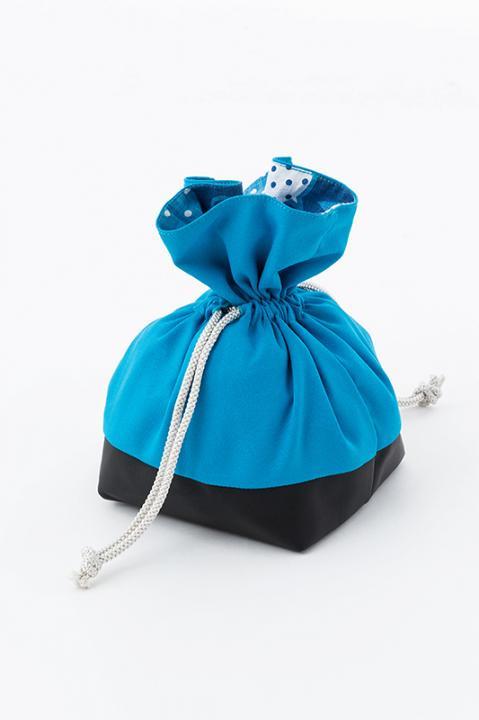 カラ松 モデル 巾着 おそ松さん