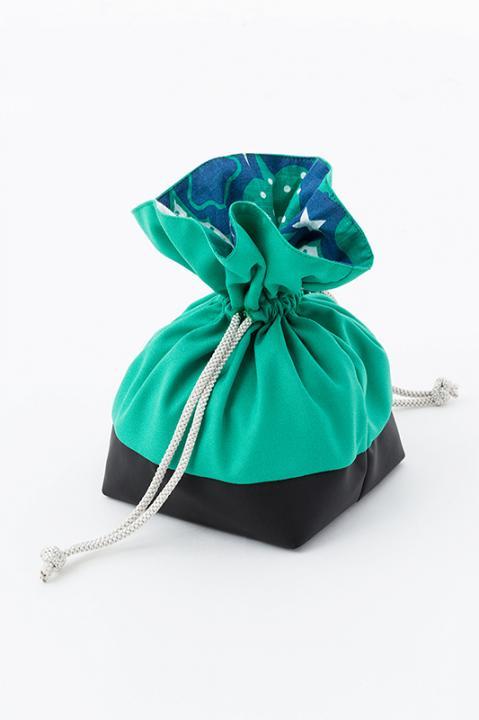 チョロ松 モデル 巾着 おそ松さん