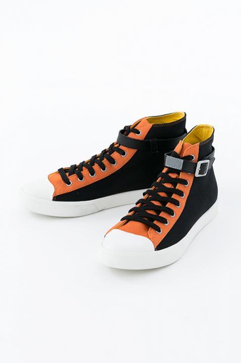 うずまきナルト モデル スニーカー 靴 NARUTO-ナルト- 疾風伝