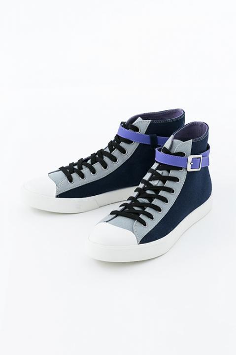 うちはサスケ モデル スニーカー 靴 NARUTO-ナルト- 疾風伝