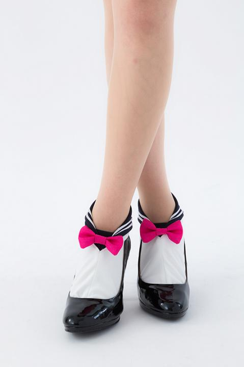 セーラームーン モデル エリマキソックス 靴下 美少女戦士セーラームーン