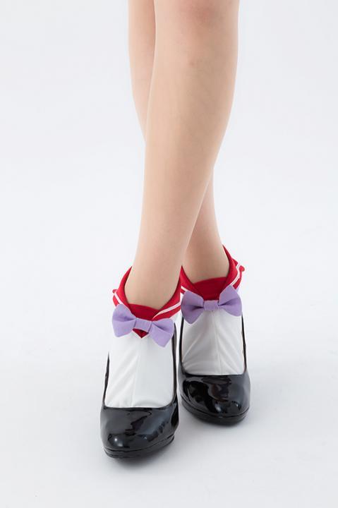 セーラーマーズ モデル エリマキソックス 靴下 美少女戦士セーラームーン