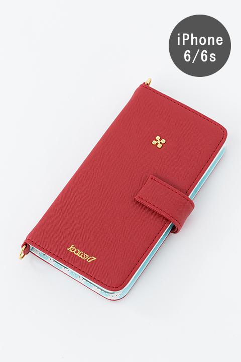 七瀬 陸 モデル スマートフォンケースiPhone6・6s用 スマホケース アイドリッシュセブン