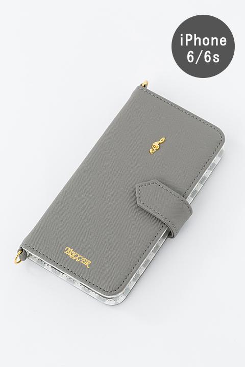 八乙女 楽 モデル スマートフォンケースiPhone6・6s用 スマホケース アイドリッシュセブン