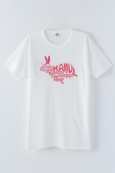 神威 モデル Tシャツ カットソー 銀魂