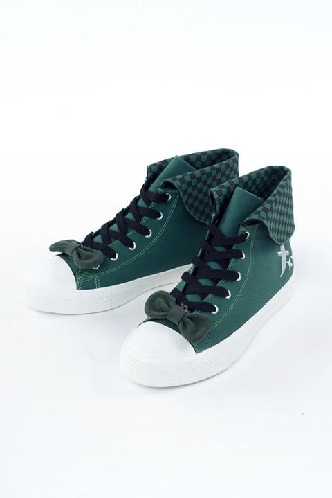 六年生 モデル スニーカー 靴 忍たま乱太郎