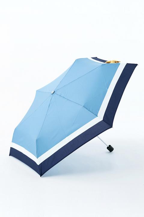 土井半助 モデル 折りたたみ傘 傘 忍たま乱太郎
