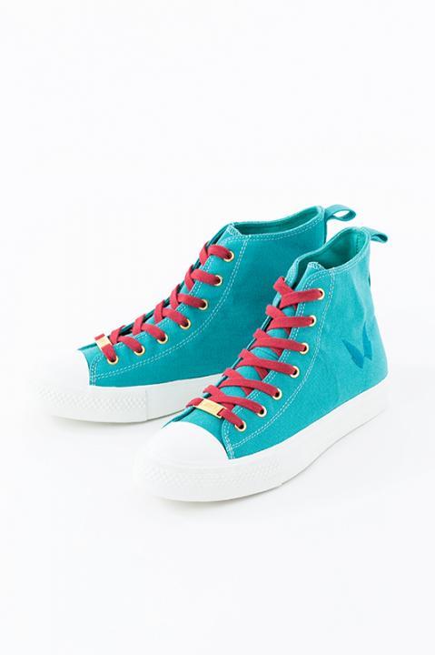 緑谷出久 モデル スニーカー 靴 僕のヒーローアカデミア