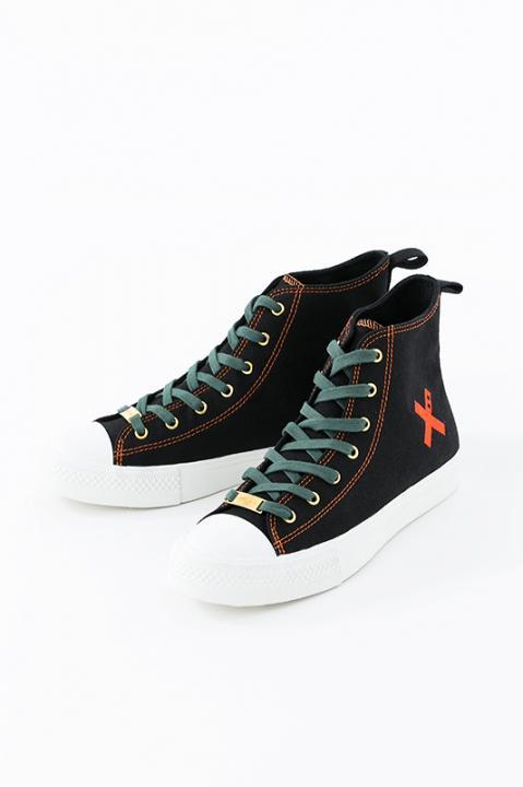 爆豪勝己 モデル スニーカー 靴 僕のヒーローアカデミア