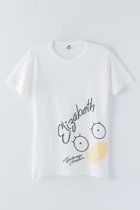 エリザベス モデル Tシャツ カットソー 銀魂