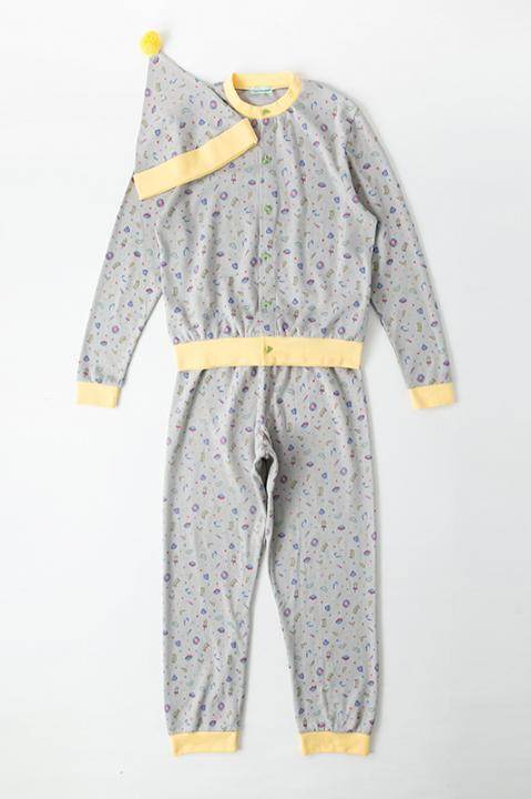 十四松 モデル パジャマ ルームウェア おそ松さん