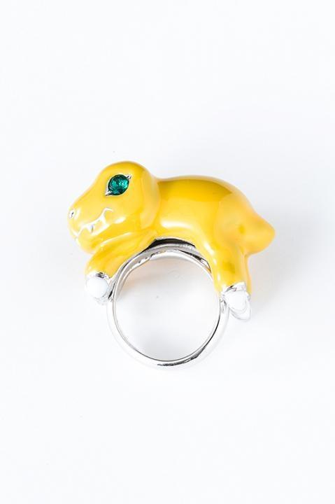 アグモン モデル リング 指輪 デジモンアドベンチャー