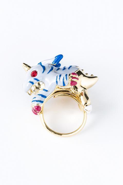 ガブモン モデル リング 指輪 デジモンアドベンチャー