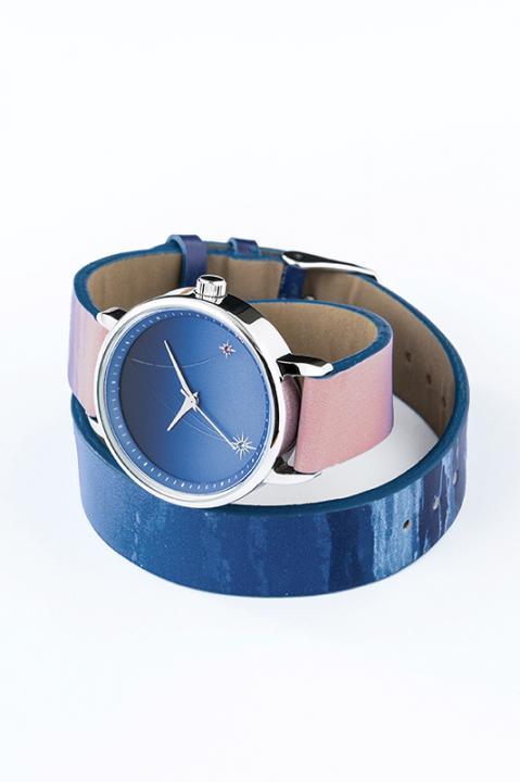 君の名は。 モデル シルバー リストウォッチ 腕時計