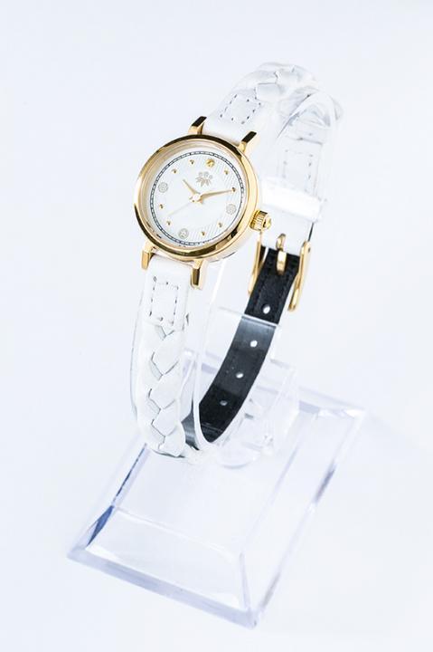 髭切 モデル 三つ編みベルト リストウォッチ 腕時計 刀剣乱舞-ONLINE-