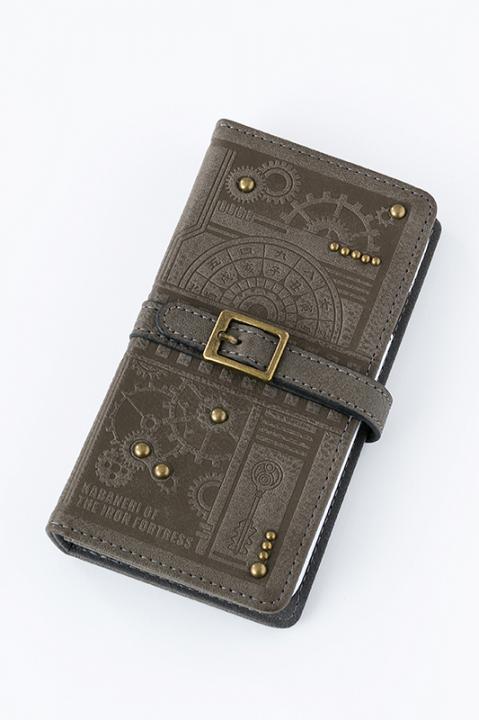 甲鉄城のカバネリ モデル iPhone5・5s・SE用 スマートフォンケース スマホケース