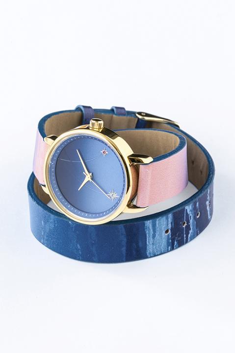 君の名は。 モデル ゴールド リストウォッチ 腕時計