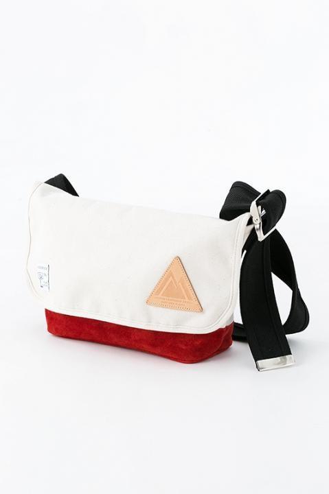 黒子のバスケ×アノニムクラフツマンデザイン 誠凛高校 モデル メッセンジャーバッグ バッグ 黒子のバスケ