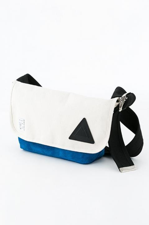 黒子のバスケ×アノニムクラフツマンデザイン 海常高校 モデル メッセンジャーバッグ バッグ 黒子のバスケ