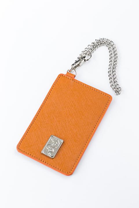 ヤイバ モデル パスケース カードケース SHOW BY ROCK!! シンガンクリムゾンズ