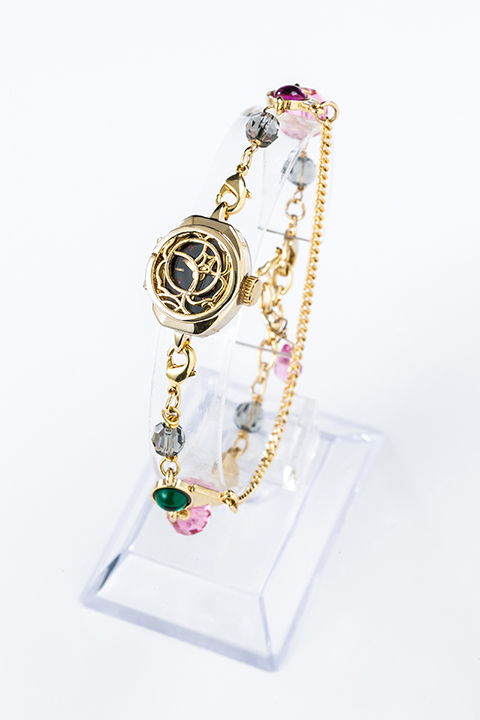天上 ウテナ&姫宮 アンシー モデル ブレスレットウォッチ 腕時計 少女革命ウテナ