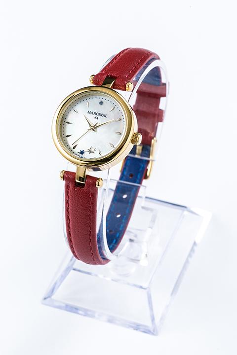 藍羽ルイ モデル 腕時計 MARGINAL#4 KISSから創造るBig Bang