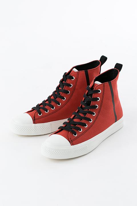 神奈川高校 モデル スニーカー 靴 ALL OUT!!
