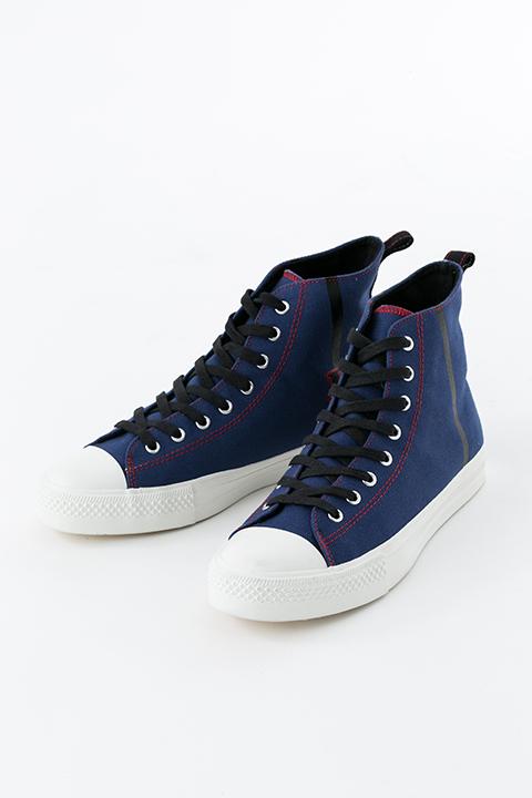 嶺蔭学園高校 モデル スニーカー 靴 ALL OUT!!