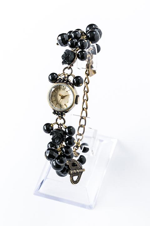 水銀燈 モデル 腕時計 ブレスレットウォッチ ローゼンメイデン