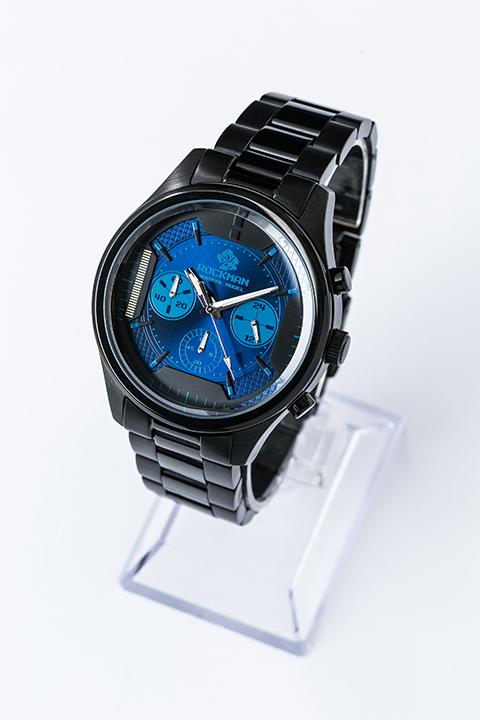 ロックマン モデル 腕時計 リストウォッチ(メンズ用)