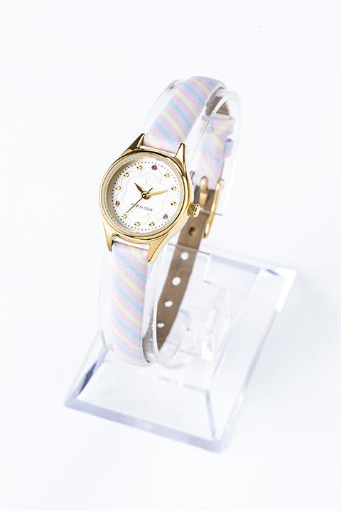 POP'N STAR モデル 腕時計 リストウォッチ アイ★チュウ