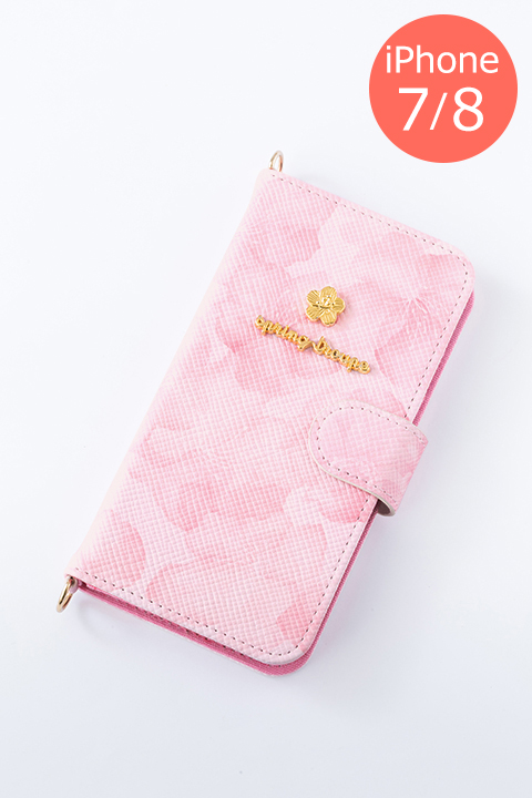 佐久間 咲也 モデル スマートフォンケース スマホケース iPhone7・8対応 A3! 春組