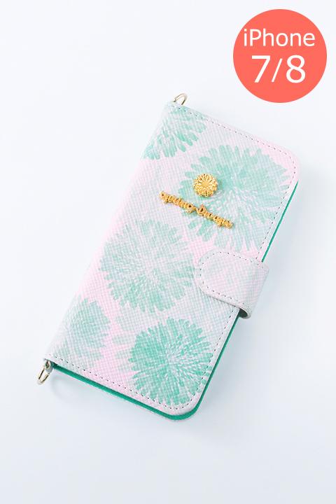 皆木 綴 モデル スマートフォンケース スマホケース iPhone7・8対応 A3! 春組