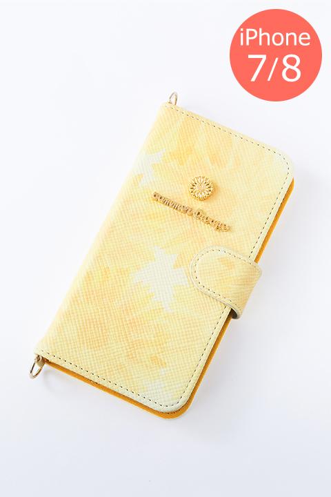 皇 天馬 モデル スマートフォンケース スマホケース iPhone7・8対応 A3! 夏組