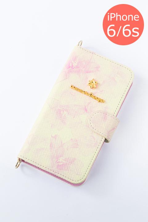 瑠璃川 幸 モデル スマートフォンケース スマホケース iPhone6・6s対応 A3! 夏組